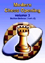 Modern Chess Opening 3. Sicilian Defense (1.e4 c5)