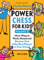 Power Chess for Kids vol. 2