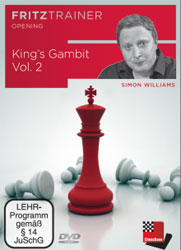 King's Gambit Vol. 2 (Simon Williams)