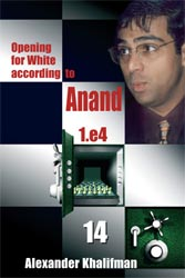 Opening for White According to Anand 14