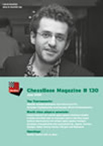 ChessBase Magazine 130