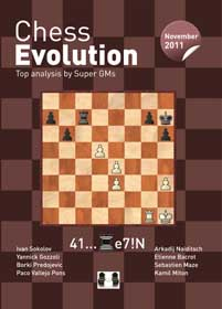 Chess Evolution. November 2011