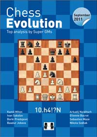 Chess Evolution. September 2011