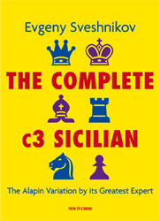 Complete C3 Sicilian. The Alapin Variation by tis Greatest Expert