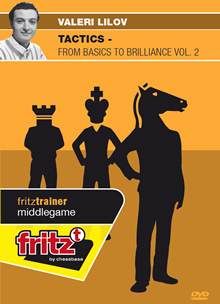 Tactics. From Basics to Brilliance Vol. 2